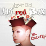 IhsAn Bilal's BIG red BOX remixtape