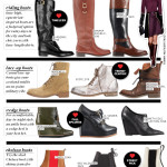 Kick it in these Fall Boots
