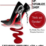 Lip Service: Heels and Chocolate