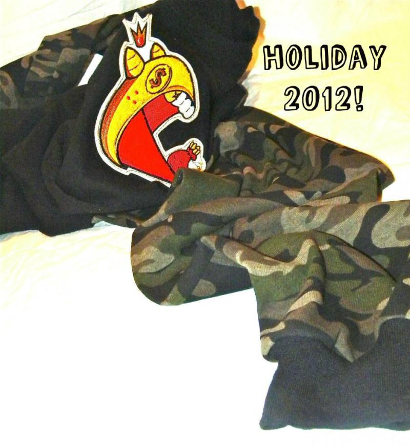 LMG Holiday 2012