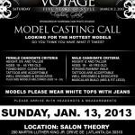 Lip Service: Model Casting Call