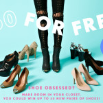 50 pairs of shoes FOR FREE!!!!