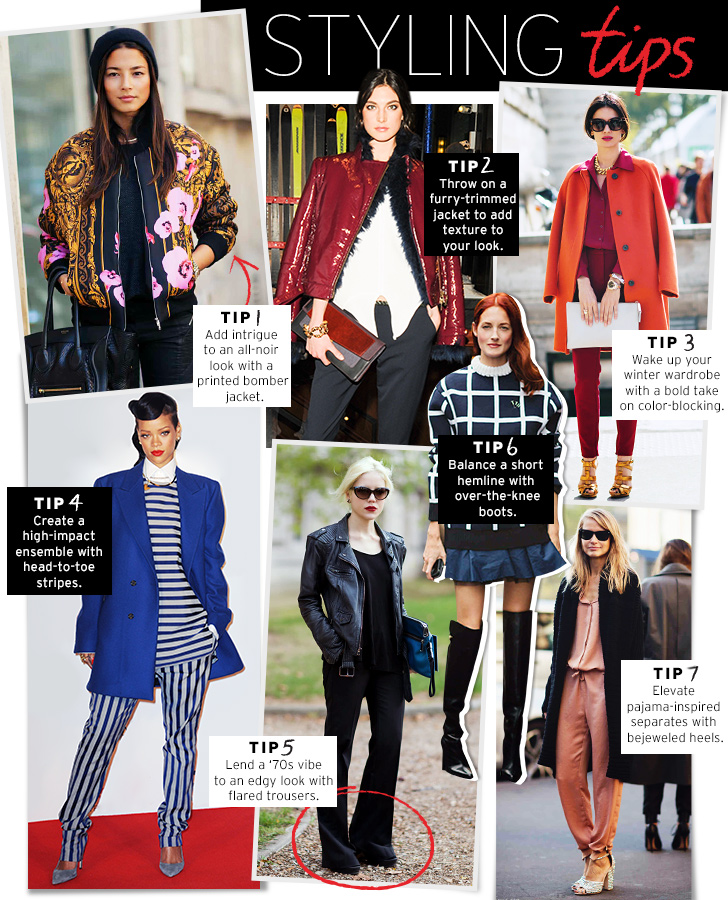 Styling tips Dec