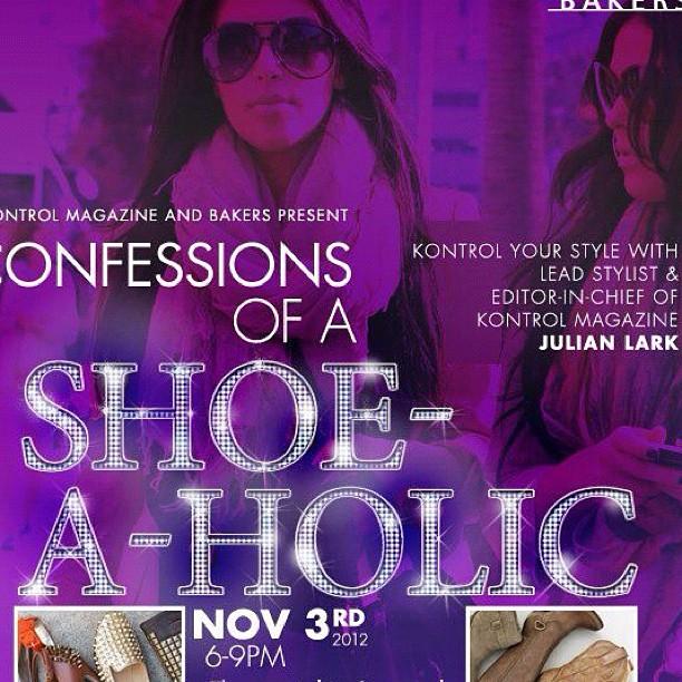 shoeaholics Kontrol Mag