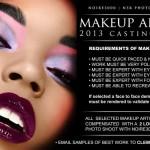 Lip Service: Makeup Artist Casting Call
