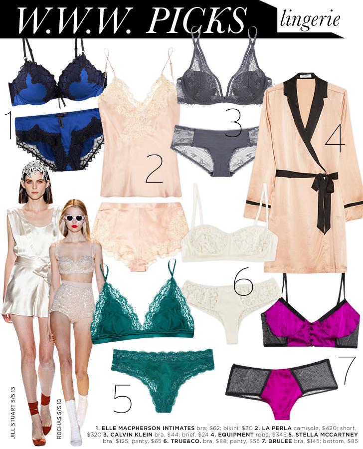 WWW lingerie picks