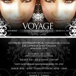 On The Scene: Voyage Fashion Gala