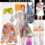 Watercolor's not just for Paper!