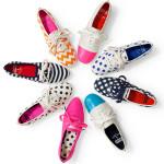 Colorful Spring Kicks!