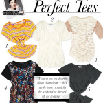 Five Perfect Tees