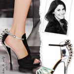 #DIY: Silver Bauble Heels