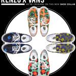 Kenzo x Vans Collaboration