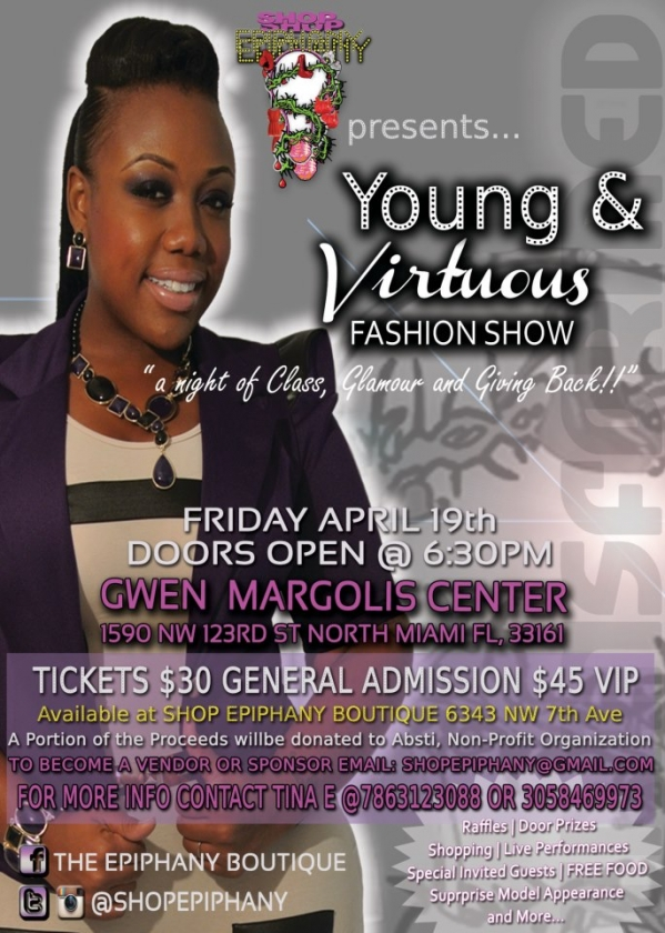young and virtuous show