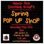 Lip Service: #HRCG Spring Pop Up Shop