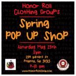 Lip Service: #HRCG Spring Pop Up Shop