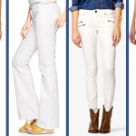 White Jeans For Any Size!!