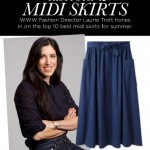 Top 10 Midi Skirts