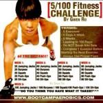 5/100 Challenge