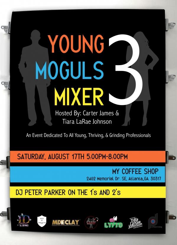 Young Moguls Mixer3 Flyer