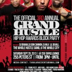 The Official 3rd Annual Grand Hustle Block Party!