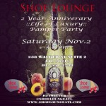 Shoe Lounge Anniversary Party!!!