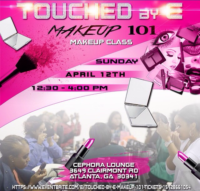 Lip Service: Touched by E Makeup 101