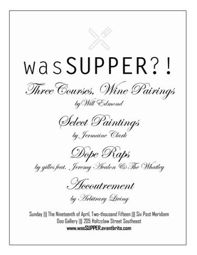 wasSUPPER