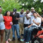 On The Scene: SBC Juneteenth Cookout