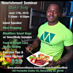 Lip Service: #MindWorx Mind & Body Seminar