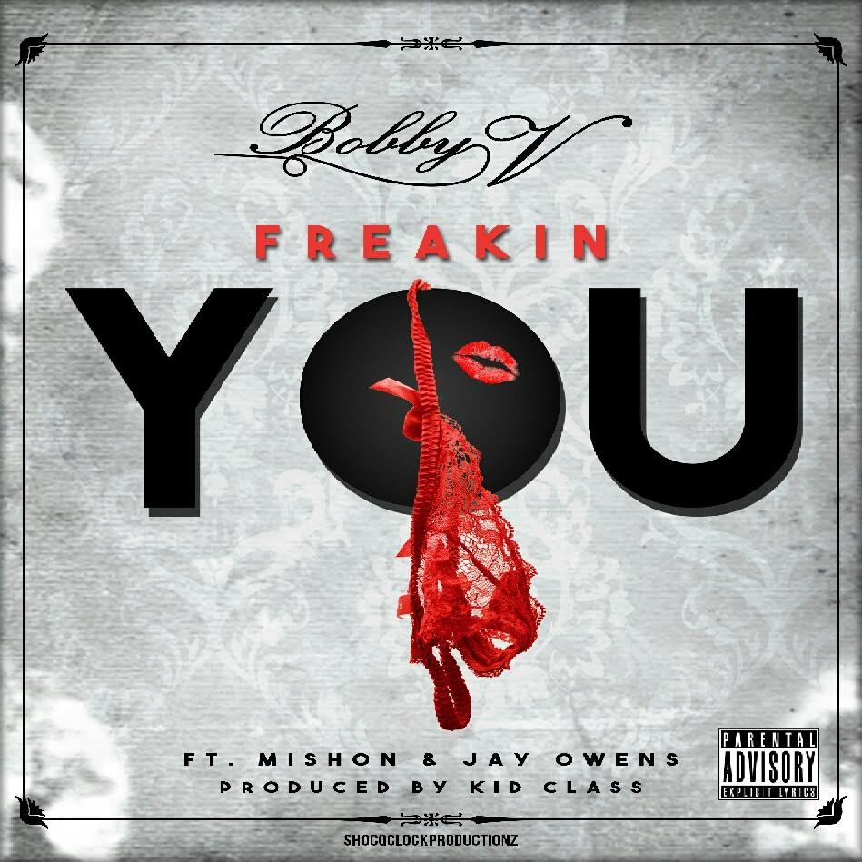 "New Music: Bobby V ""Freakin You"""