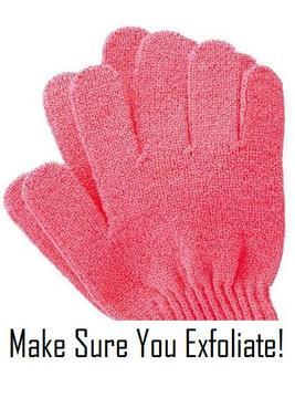 Exfoliate Gloves 1