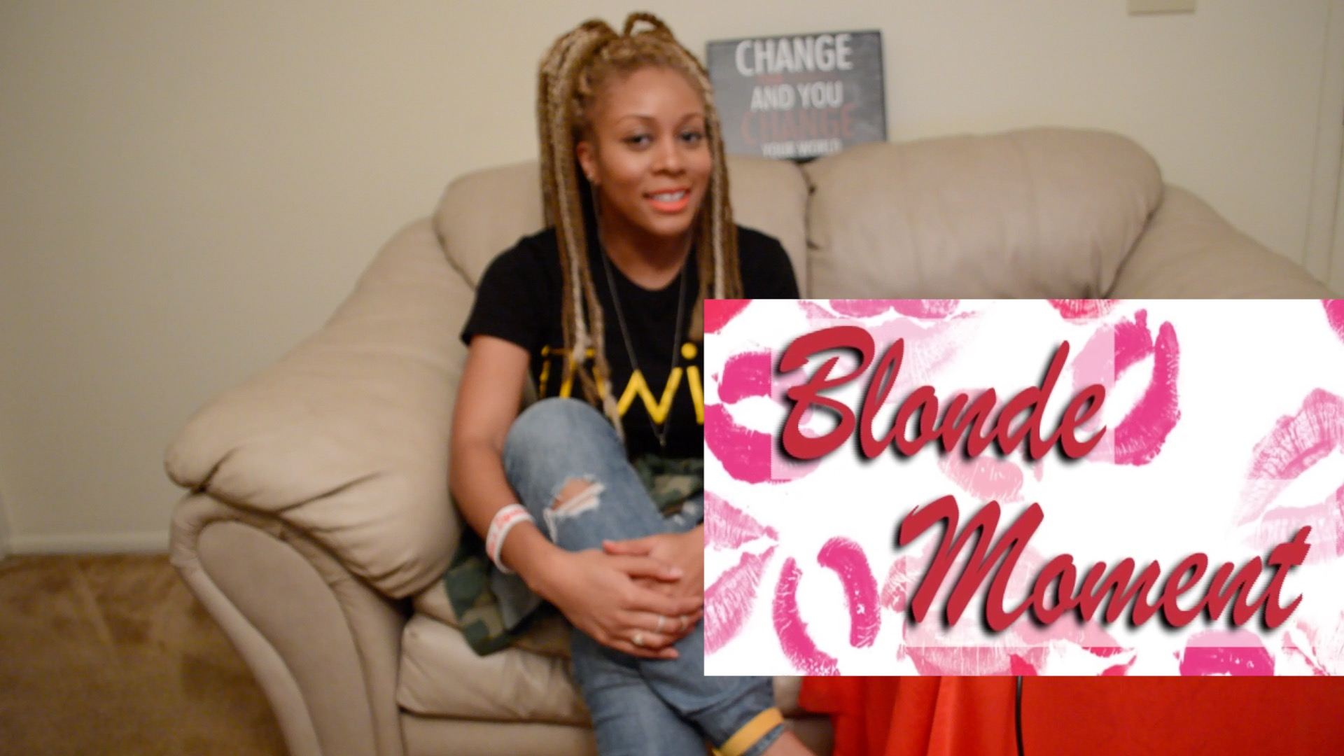 Blonde Moment Episode 6
