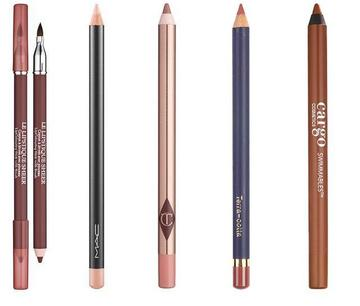 Nude Lip Liners Are Trending
