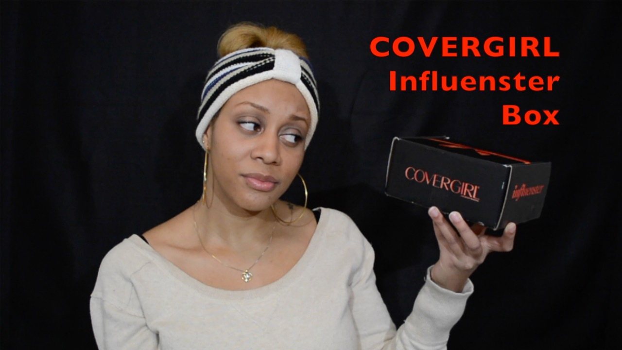 Review: COVERGIRL Influenster Box
