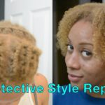 Curls Coils & Kinks: Protective Style Repair